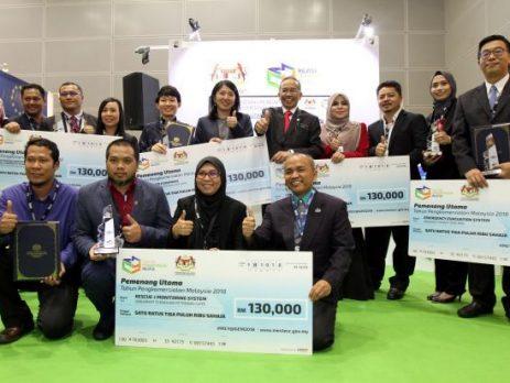 Showcase of winning local innovations